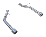 2005-2010 Ford Mustang GT V8 Pypes Performance Stainless Steel Muffler Delete Axle-Back Exhaust w/ Tips