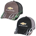 Chevrolet Racing Wave Mesh Back Cap