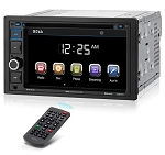 BOSS Audio Double Din 6.2 Inch Touchscreen DVD Player Receiver - Bluetooth