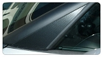 C6 Corvette 2005-2013 A-Pillar Overlays - Pair - Multiple Color Options