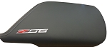 C7 Corvette Z06 2015-2019 GM Leather Console Lid Assembly - Embroidered Z06 Logo