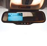 GM OnStar Mirror w/ 4.3 inch LCD Display