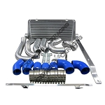 2005-2014 Ford Mustang 4.6L Front Mount Intercooler Kit - For Cars w/ Vortec V3 Supercharger