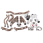 2005-2014 Ford Mustang 4.6L V8 T76 Turbo Header Downpipe Kit