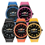 Chevrolet Bowtie Captivate Watch - 5 Color Options