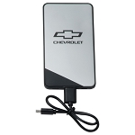 Chevrolet Bowtie Light Weight Mobile Device Powerbank