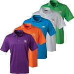 Chevrolet Gold Bowtie Men's Opti-Vent Polo