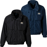 Chevrolet Bowtie Mens Dakota 3-In-1 Jacket - 2 Color Options