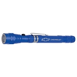 Chevrolet Bowtie Telescoping Flex Magnetic Flashlight