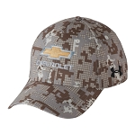Chevrolet Gold Bowtie Under Armour Digi Camo Curved Bill Cap