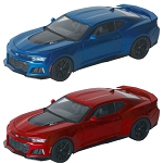 Gen 6 Camaro ZL1 2017 1:24th Diecast Figure / Model - 2 Color Options