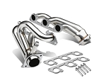 2005-2017 Ford Mustang Stainless Steel Performance Short Tube Exhaust Headers - Engine & Year Options
