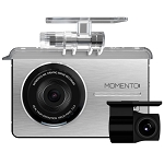 Momento M4 Dual HD Dash Cam w/ 16GB Memory Card
