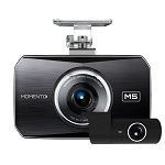 Momento M5 Dual HD Dash Cam w/ 32GB Memory Card and GPS Antenna