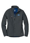 Ford Ladies Quilted Thermolite Jacket - Jet