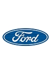 Ford Oval Wooden Sign