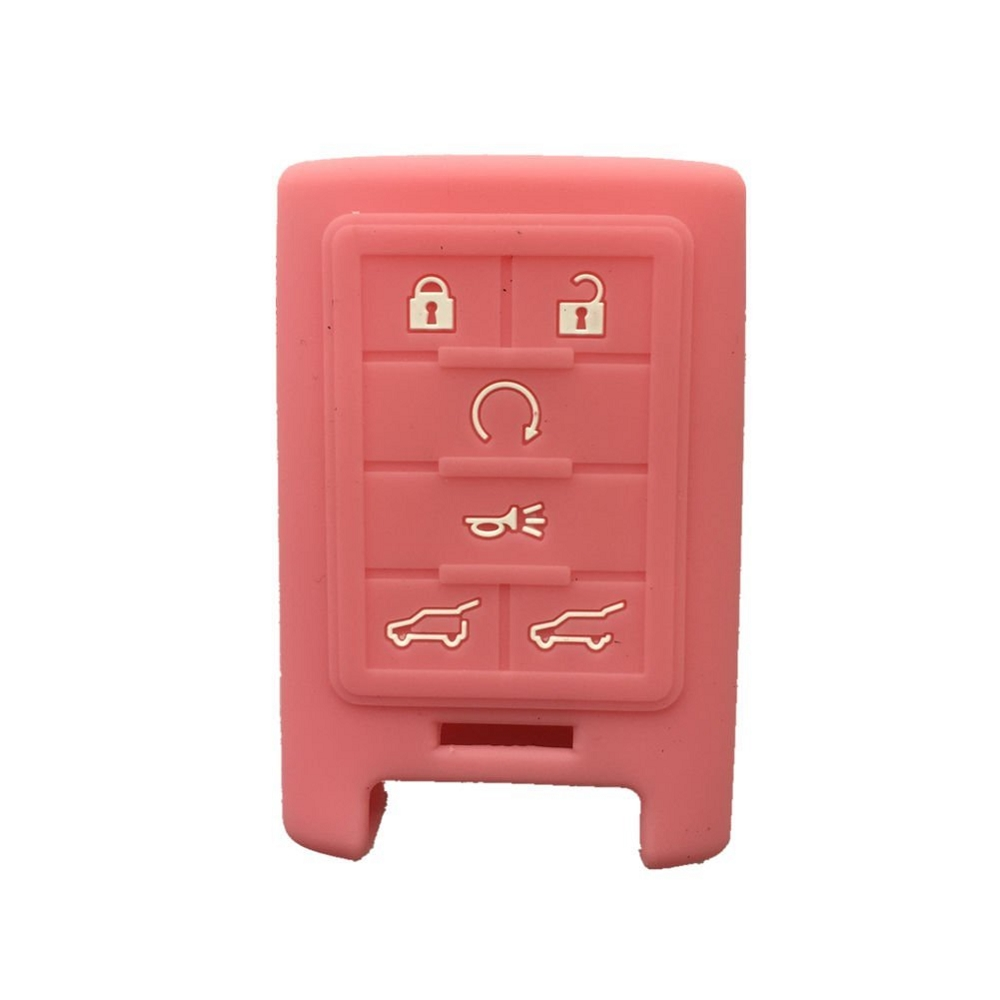 2008-2014 Cadillac CTS Silicone Keyless Entry Remote Cover