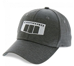 Gen 5 Gen 6 Camaro 2010-2016+ Tonal Badge Cap - Black Heather