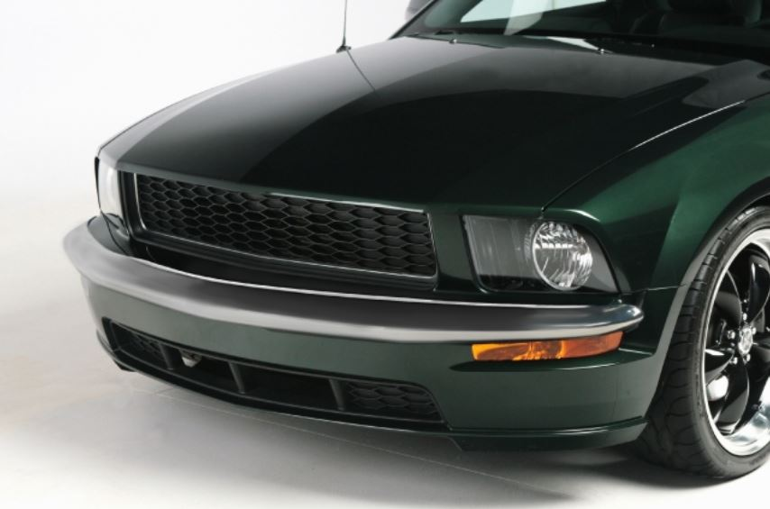 2005 2009 ford mustang v8 front bumper. Black Bedroom Furniture Sets. Home Design Ideas