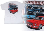 2005-2015 Ford Mustang Classics T-Shirt - White