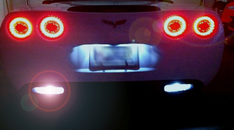 C6 Corvette 2005 2013 Led Eagle Eye Tail Lights Modern