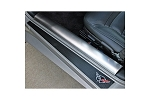 C5 Corvette 1997-2004 Stainless Inner Door Sill Covers