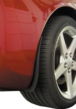 C6 Corvette 2005-2013 Splash Guards