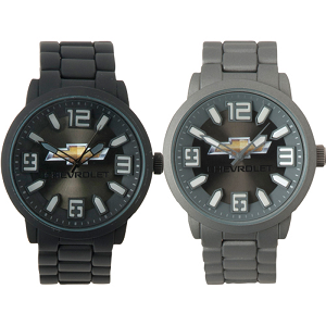 Chevrolet Bowtie Enigma Watch - Black or Gunmetal