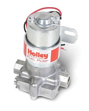 Holley Performance Electric Fuel Pumps - Flow Selection