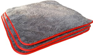 Premium Royal Plush Microfiber Towels - 2 Color Options