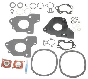 C3 C4 Corvette 1982 & 1984 Front & Rear Throttle Body Rebuild Kit