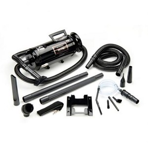 Vac-N-Blo Compact Wall Mount Car Vacuum w/ Multiple Options