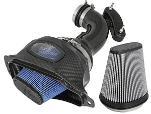 C7 Corvette Stingray 2014-2019 aFe POWER Black Series Momentum Intake System - V8-6.2L