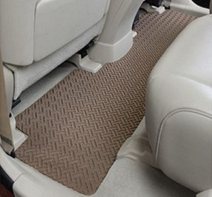 1997-2004 Jeep Wrangler TJ Lloyd Northridge 2nd Seat Floor Mat - 1 pc -Console & Color Options