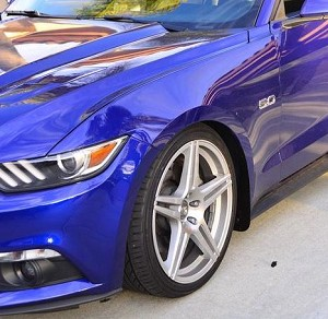 Ford mustang best options