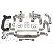 964 Carrera RSR Header Muffler Kit with Competition Tips