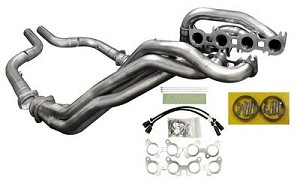 2018 Ford Mustang  GT 5.0L V8  Long Tube Headers w/ Connection Pipes