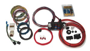 Painless Performance Customizable Chassis Harness - 18 Circuit