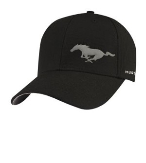 Ford Mustang Hat - Black  5563d652f496