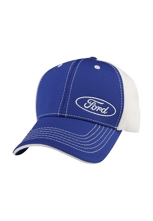2bd7fae83 Ford Performance Hat - Blue/White